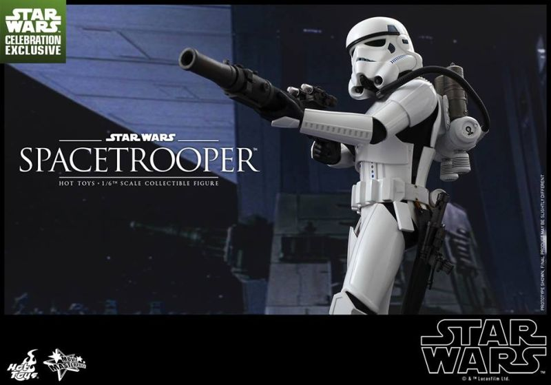 Hot Toys CVII Spacetrooper