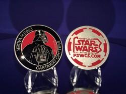 PSWCS Darth Vader Medallion
