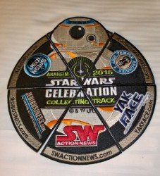 The Force United BB-8 SWCA Patch