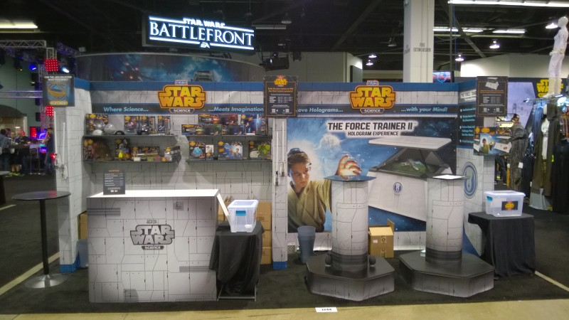 Uncle Milton Booth SWCA