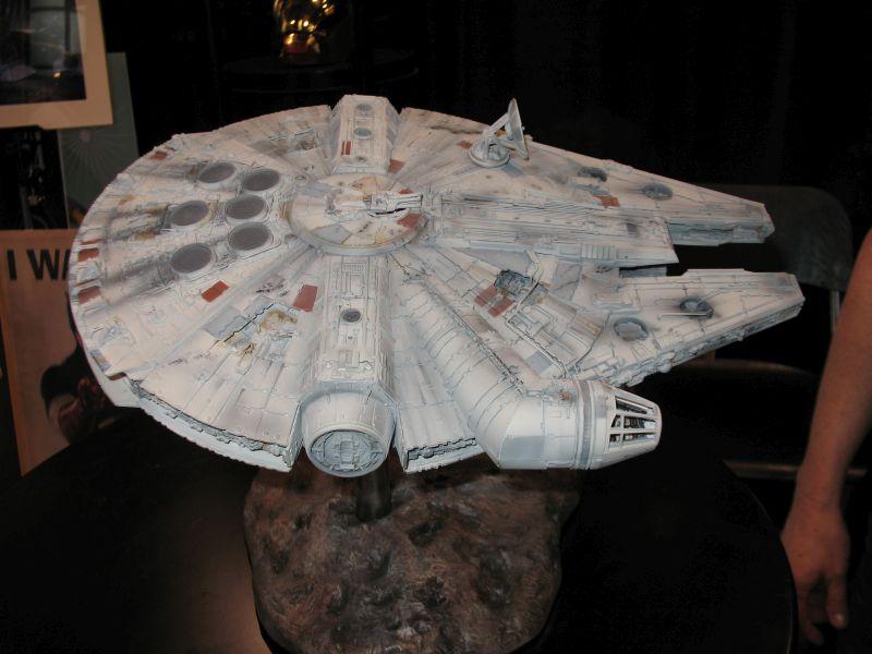eFX Millennium Falcon