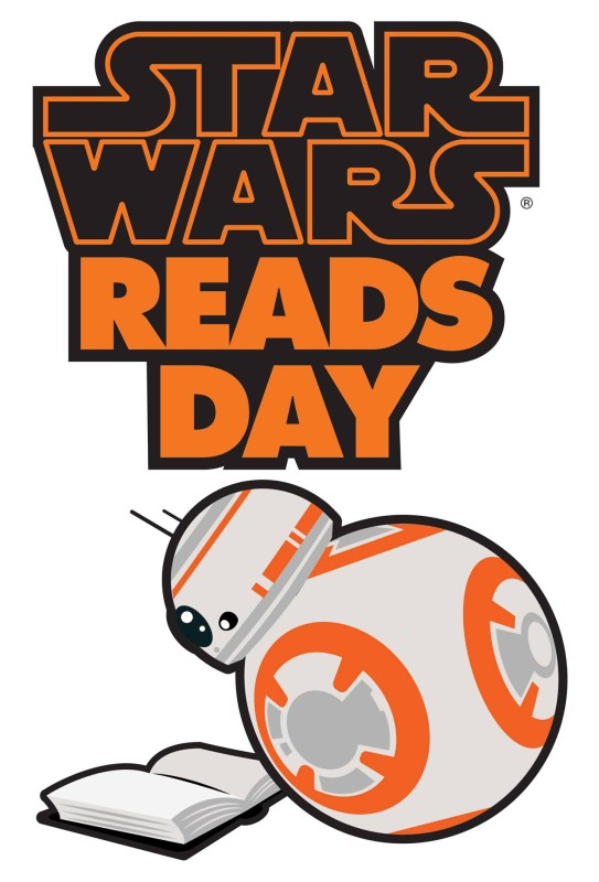 BB-8 Star Wars Reads Day