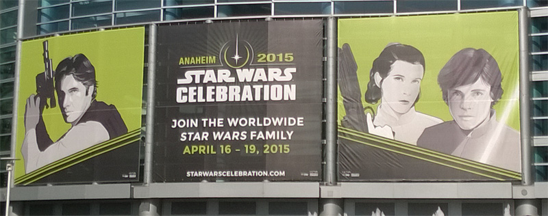 Celebration Anaheim Convention Banner