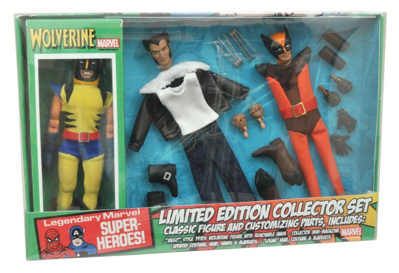 DST Retro Wolverine