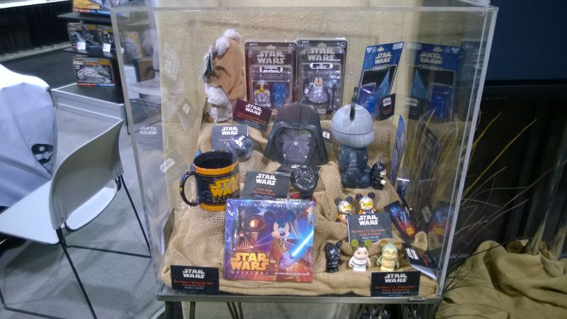 Disney SW Weekends Merchandise SWCA