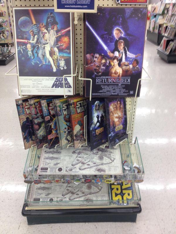 Hobby Lobby Star Wars Items