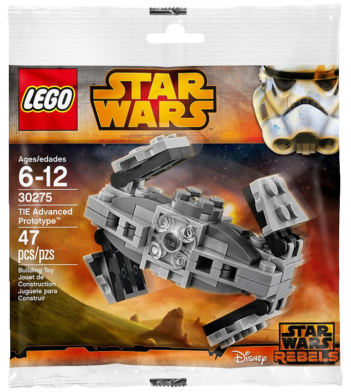 Lego 30275 TIE Advanced Prototype Polybag