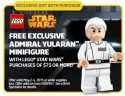 Lego Admiral Yularen May 4th 2015