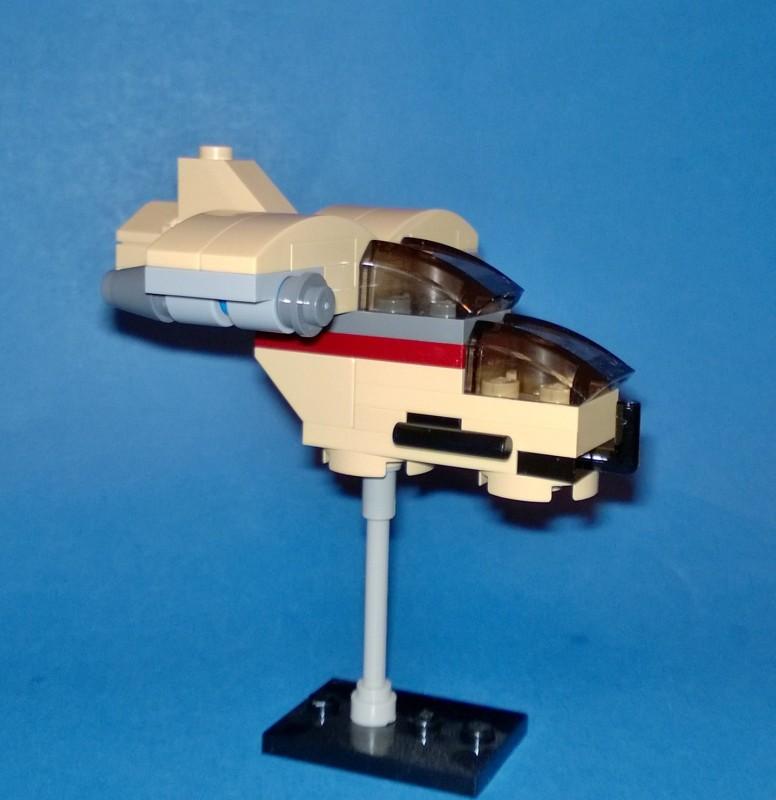 May 4th 2015 TRU Lego Wookiee Gunship