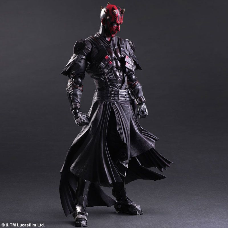 Square Enix Play Arts Kai Darth Maul