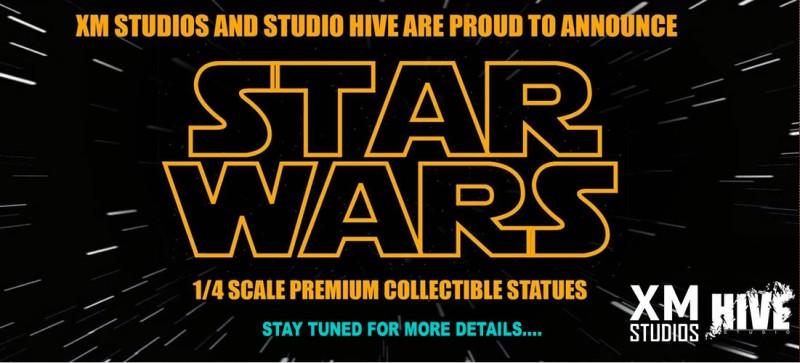 XM Studios Star Wars Banner