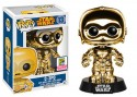 Funko Pop C-3PO Gold