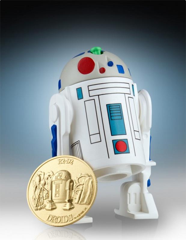 Gentle Giant SDCC Droids R2-D2