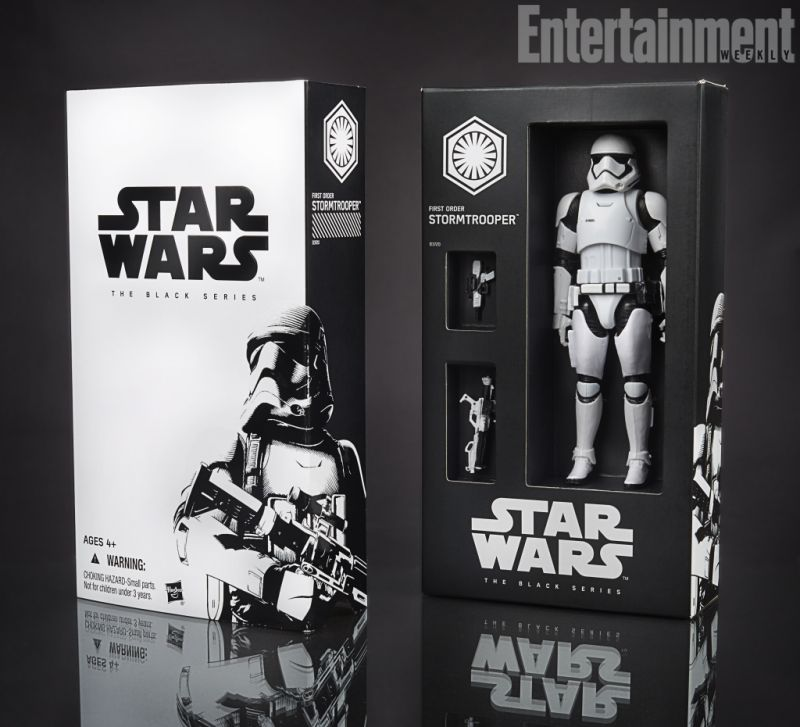 TFA Hasbro SDCC First Order BS Stormtrooper