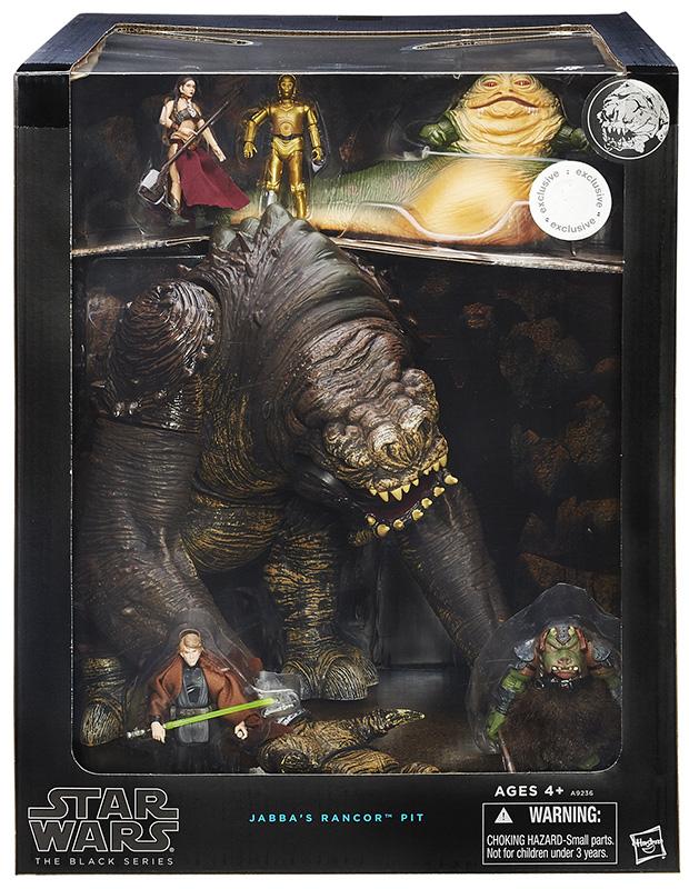 TRU SDCC BS Jabba Rancor Pit Boxed