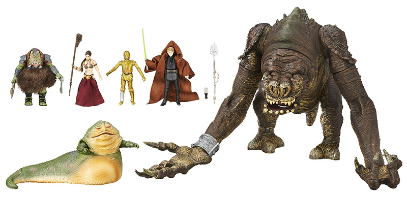 TRU SDCC BS Jabba Rancor Pit Loose