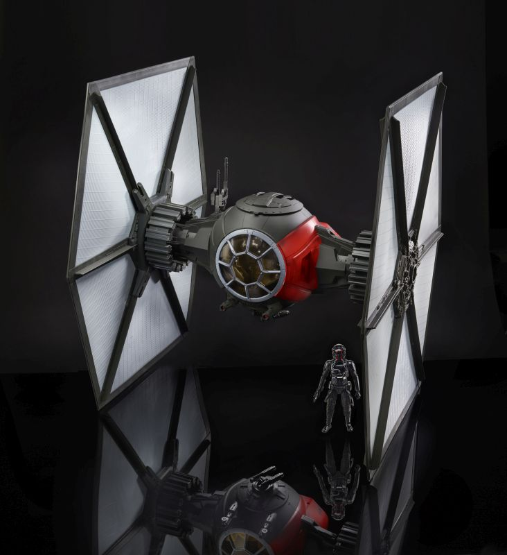 Hasbro Black Series TIE Fighter