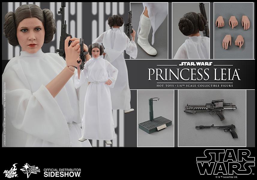 Hot Toys ANH Princess Leia