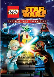 Lego The New Yoda Chronicles DVD Cover