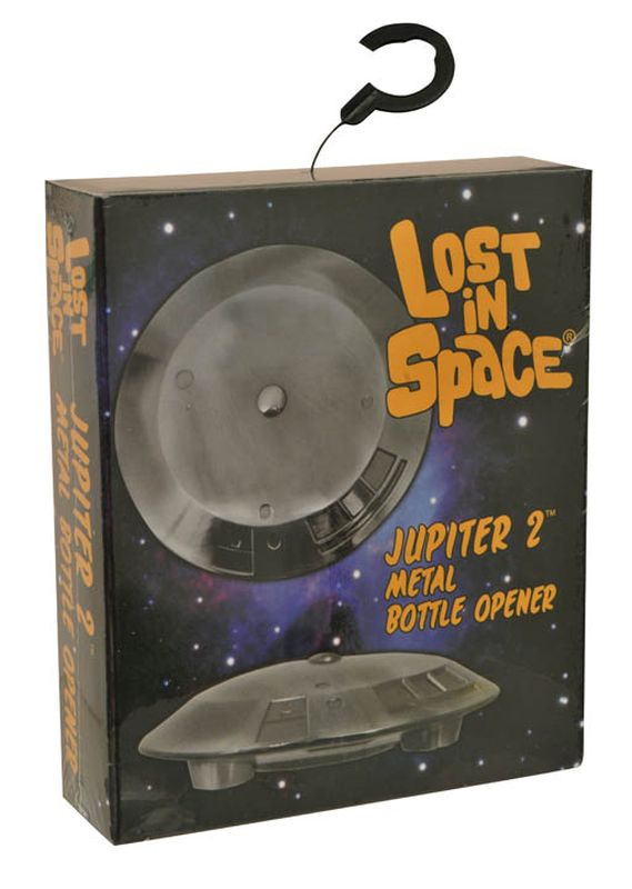 Lost in Space Bottle Opener Box