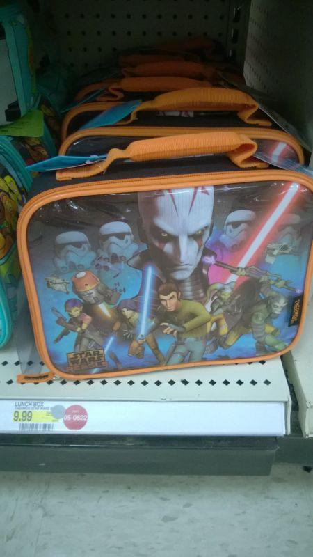 Rebels Lunch Bag