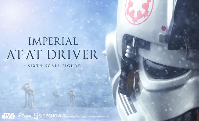 Sideshow AT-AT Driver Preview