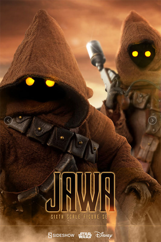 Sideshow Jawa 2-Pack