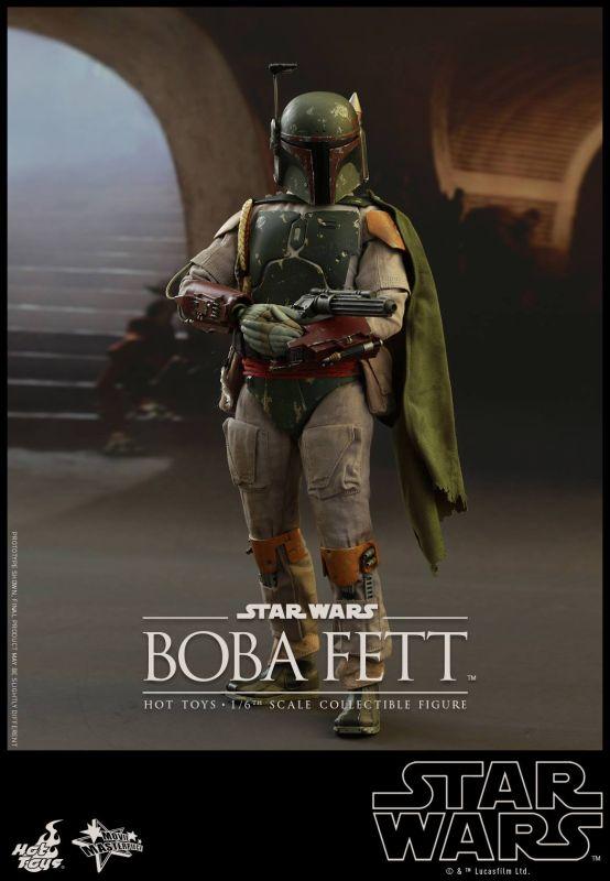 Hot Toys ROTJ Boba Fett