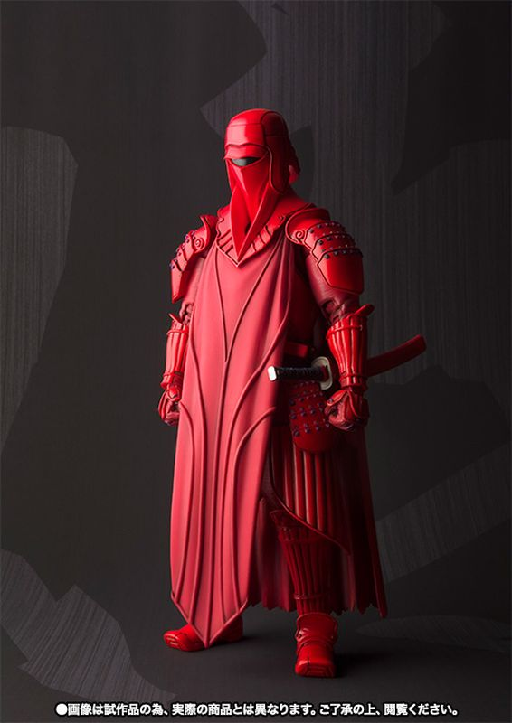 Tamashii Nations Movie Realization Royal Guard