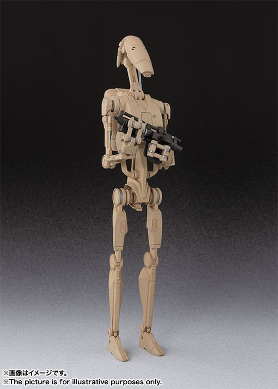 Tamashii Nations SH Figuarts Battle Droid