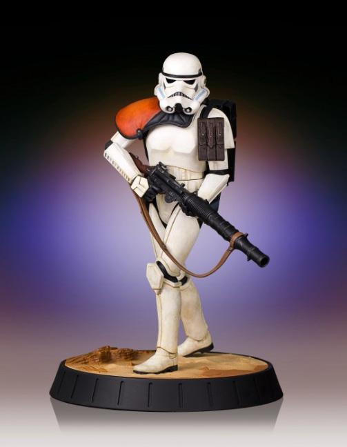 Gentle Giant Sandtrooper Statue