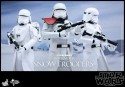 Hot Toys Preview First Order Snowtroopers