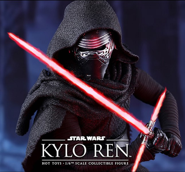 Hot Toys Sixth Scale Kylo Ren