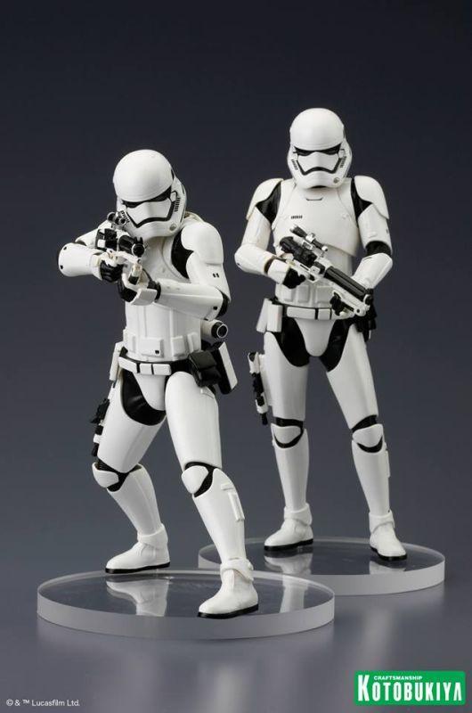 Kotobukiya ARTFX First Order Stormtroopers
