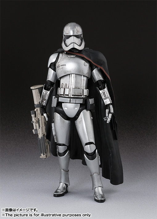 SH Figuarts Captain Phasma