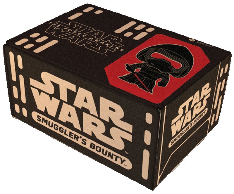 Star Wars Smuggler's Bounty Box