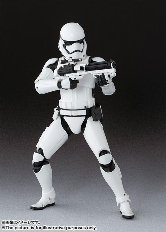 Tamashii Nations SH Fuguarts First Order Stormtrooper