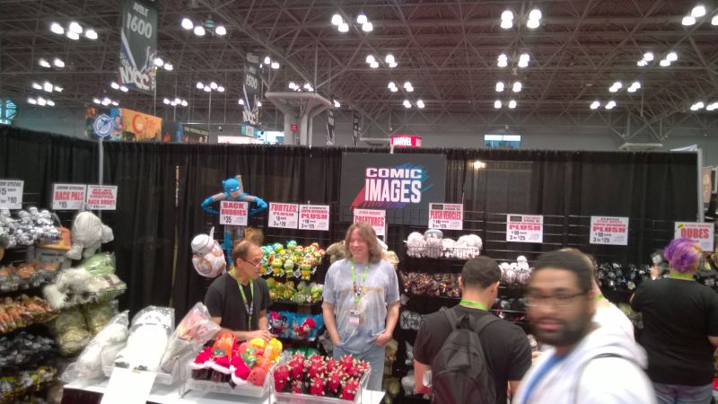 Comic Images NYCC 2015
