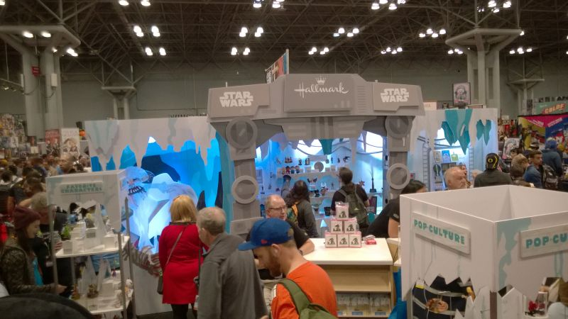 Hallmark NYCC 2015