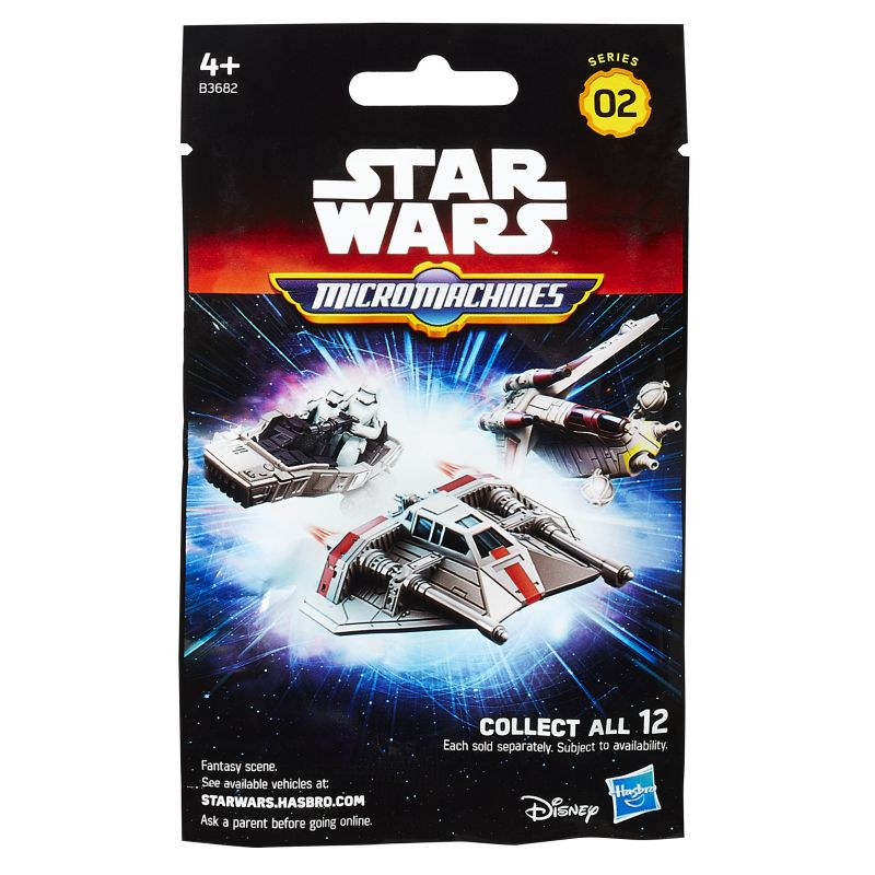 Hasbro MM Vehicle Blind Bags W2 - PKG