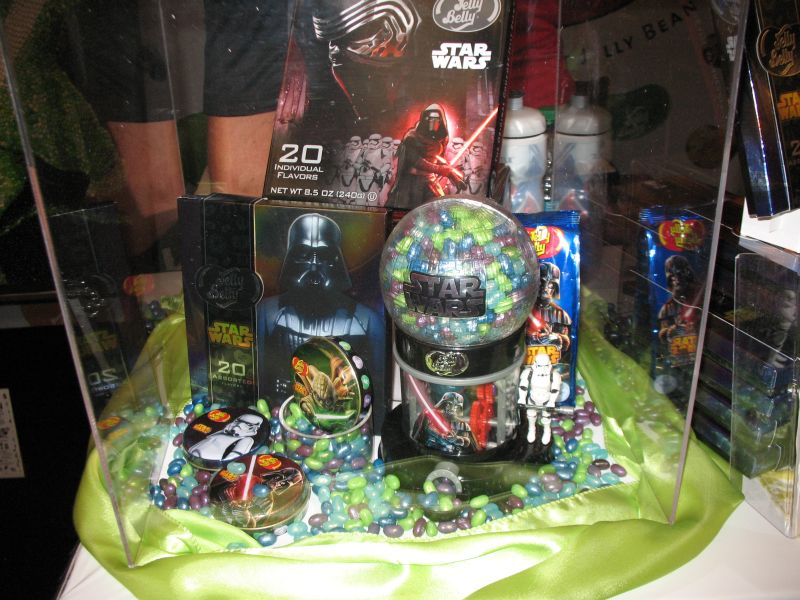 Jelly Belly NYCC 2015 Products