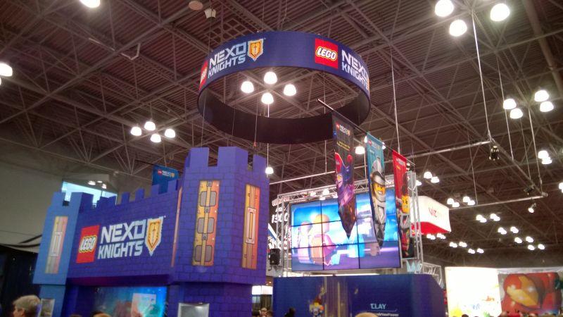 Lego NYCC 2015