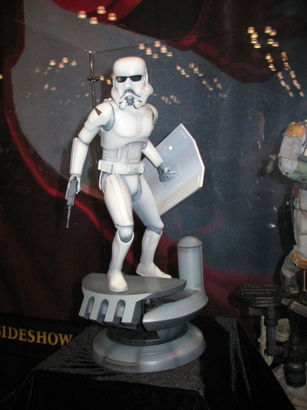 Sideshow NYCC 2015 McQuarrie Stormtrooper