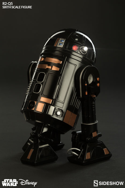 Sideshow R2-Q5 Imperial Astromech