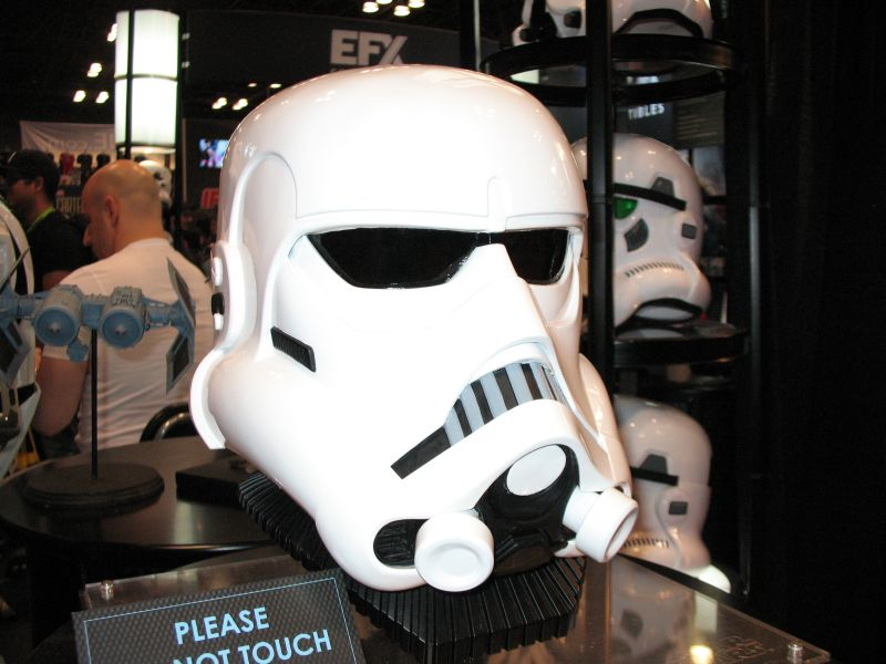eFX NYCC 2015 McQuarrie Stormtrooper