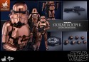Hot Toys Copper Chrome Stormtrooper