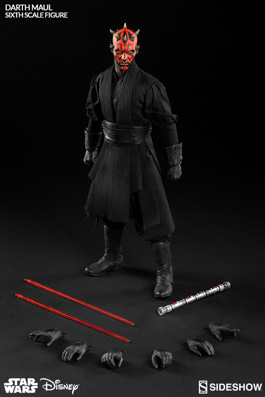 Sideshow Darth Maul
