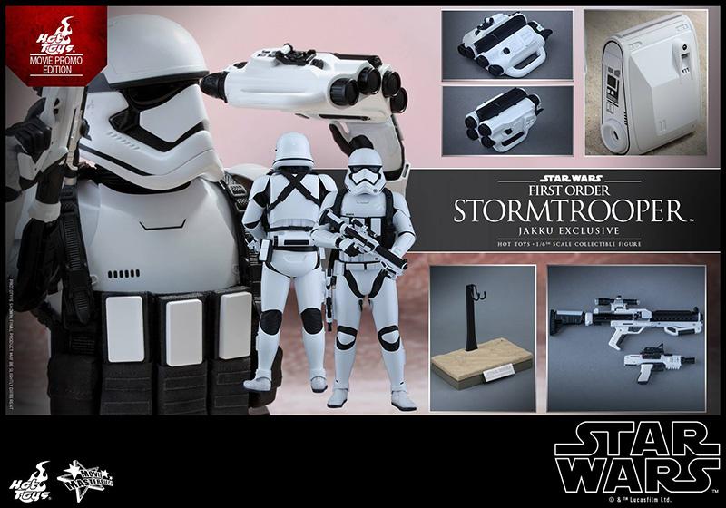 Hot Toys First Order Jakku Stormtrooper