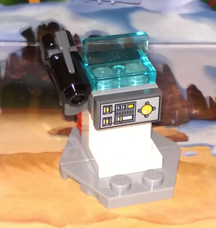 Lego SW Advent Calendar 75097 2015 Day 21c Console