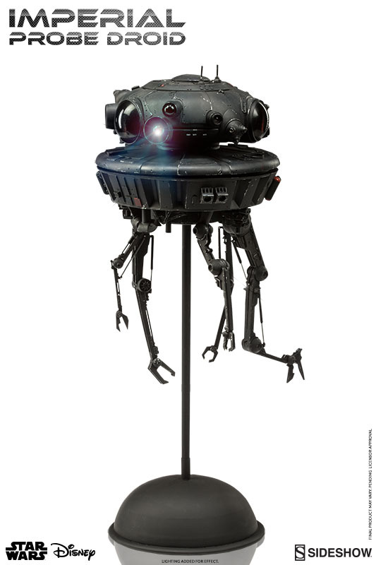 Sideshow Imperial Probe Droid 2